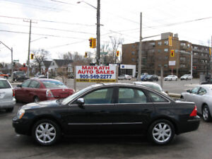 **2006 Ford Five Hundred AWD LTD**  Certified & E-tested