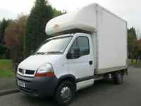 2007 Renault Master 2.5DCI LUTON 10FT BOX. TAIL-LIFT. VERY LOW 51,000 MILES. FSH