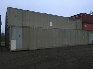 53' Shipping Containers Sea Cans