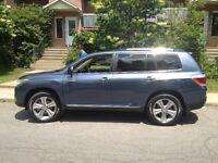 2013 Toyota Highlander Limited VUS