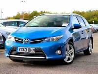 2013 Toyota Auris 1.6 V-Matic Excel 5dr Estate Petrol Manual