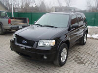 2006 Ford Escape LIMITED  4X4 garantie incluse