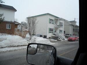 maison appartements à 3 logements de 5 pièces et demie