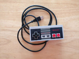 REDUCED! NES USB Controller for PC