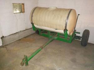 Portable Water Tank 200 gallon