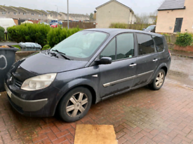 7 seater mot run out 28th October 2020