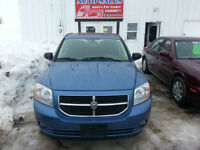 2007 Dodge Caliber SXT Hatchback  4995.00 REDUCED TO 3995.0