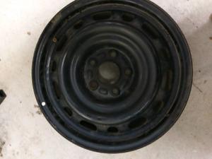 """16"""" Mazda OEM Steel Rims"""