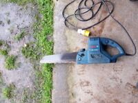 Bosch cutting saw