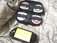 Sony PSP Latest CFW 4GB Storage