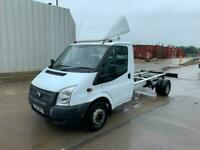 Ford Transit 2.2TDCi ( 125PS ) CAB CHASSIS LWB 2014REG FOR SALE