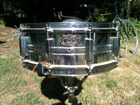 Coronet Snare Drum and Stand- PRICE REDUCED