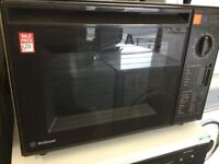 Large quality retro Microwave Oven