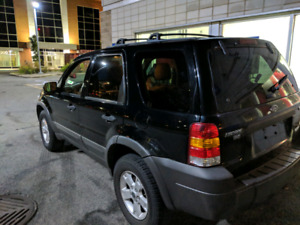 Ford Escape XLT 2006 4x4