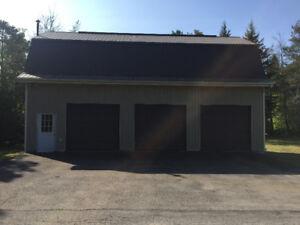 Shop/Garage for Rent