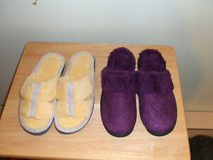 NEW ISOTONER SLIPPERS SIZE- 7.5 / 8