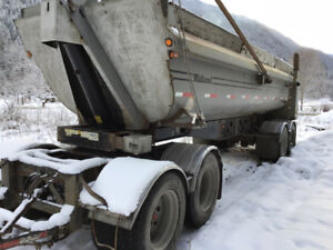 2007 Midland Dump Wagon