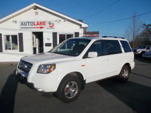 2008 Honda Pilot SUV 4x4 Seats 7 New MVI Clean vehicle