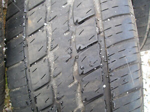 235/70/R16 SNOW TIRES (FOR SALE)