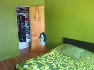 4 1/2 Apartment for rent in Villeray