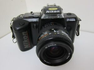 Nikon F-401S 35 mm Camera with AF Nikkor F3.3-4.5/35-70mm Lens