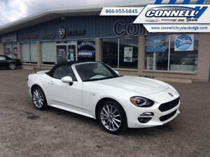 2019 Fiat 124 Spider Lusso Convertible  - Convertible - $243.72