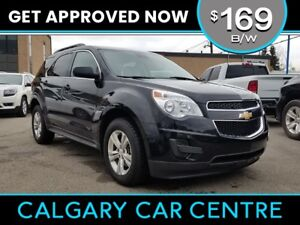 2015 Equinox $169B/W TEXT US FOR EASY FINANCING! 587-582-2859