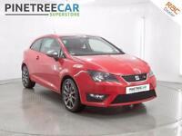 2014 SEAT IBIZA 1.4 TSI ACT FR Edition SportCoupe 3dr