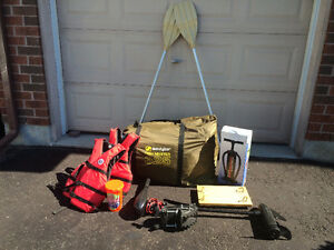 Sevylor Fish Master 325 and Accessories for Sale