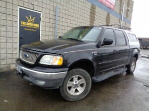 2003 Ford F-150 LARIAT ***4X4*** LEATHER*** RUNS PERFECT ***$247