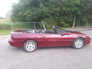2001 Camaro convertible