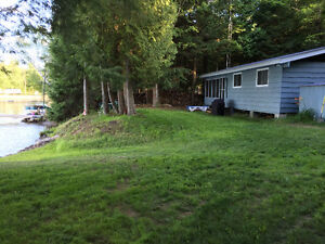 Family cottage for rent ~Renovated ~Shallow sandy waterfront