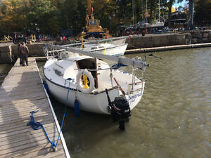 C&C 25 (Voilier) Sailboat, 6,399$ if sold before December! West Island Greater Montréal image 10