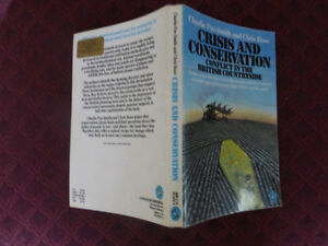 Crisis and Conservation Conflice in the British Countryside PB Kitchener / Waterloo Kitchener Area image 1