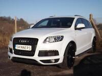 Audi Q7 TDi Quattro S Line Plus DIESEL AUTOMATIC 2012/62