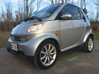 2005 Smart Fortwo Passion Cabriolet Convertible