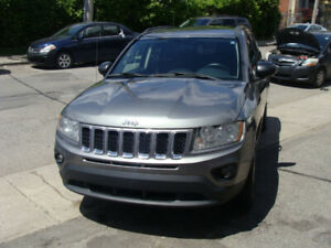 2012 Jeep Compass North Edition 4x4 AWD A/C Automatique
