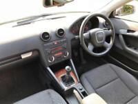 2006 Audi A3 1.9 TDI Sportback 5dr Diesel silver Manual