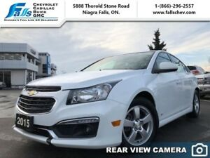 2015 Chevrolet Cruze LT  RS PACKAGE,REARCAM,REMOTE START,ALLOYS,