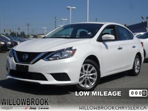 2018 Nissan Sentra 1.8 SV  - Low Mileage