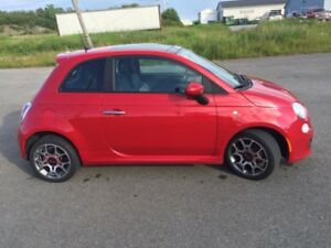 FIAT 500 SPORT 1.4L GREAT CONDITION