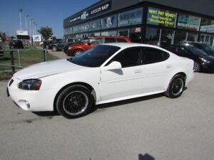 2008 Pontiac Grand Prix  accident free
