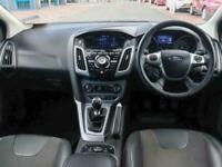 2014 Ford Focus 1.6 TDCi 115 Titanium X Navigator 5dr Hatchback Diesel Manual