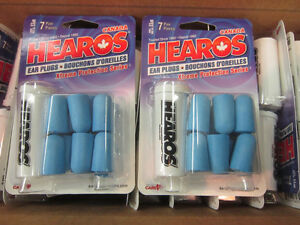 Extreme Hearing Protection Ear plugs. $50. Case