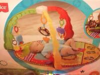 Fisher Price Gym zoo musicale