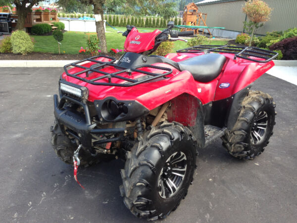 Used 2007 Kawasaki kawasaki brute force 650i