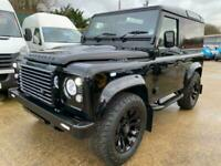 LAND ROVER TD HARD TOP XS, CORBEAU SEATS, LOW MILES, ABSOLUTELY STUNNING, NO VAT