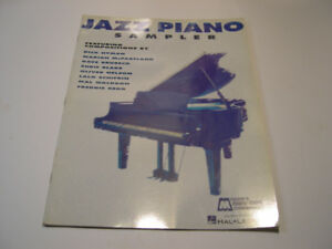 Jazz Piano Sampler - Partitions de musique