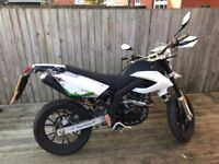 Motorini SMR Supermoto 2017 125cc