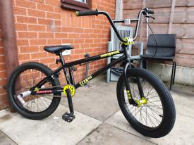 Custom Mongoose R60 Bmx Stunt Bike